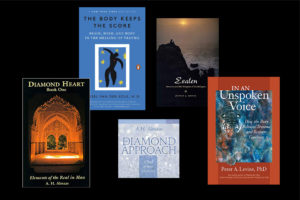 Andy's reading list - books and how they relate to Esalen massage