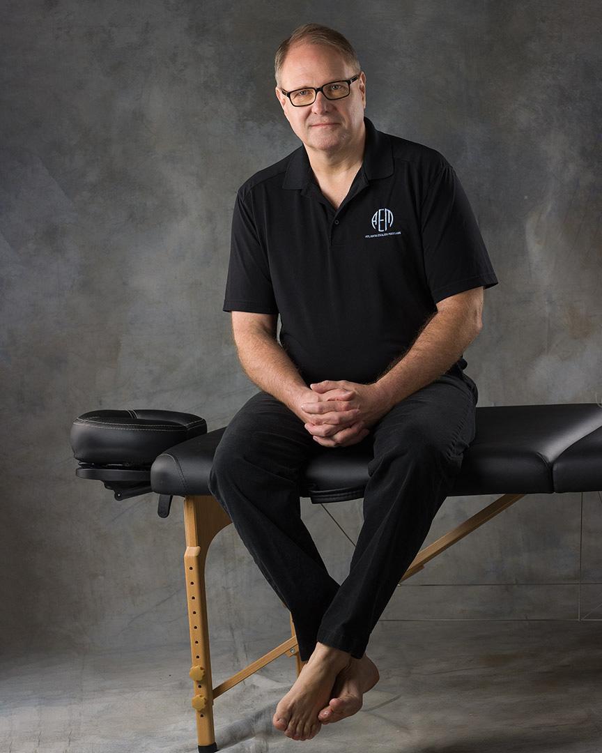 Andy Ritan Esalen Massage Therapist in Atlanta GA