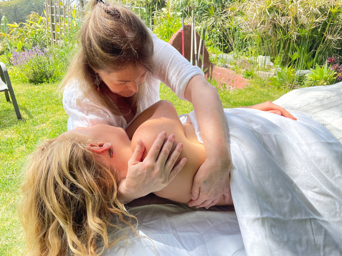 Esalen Massage CE class Atlanta GA Fall 2021